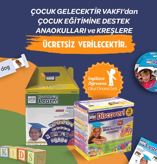 yabancı dil eğitim seti destek programı